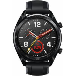 Huawei Watch GT Sport älykello FTN-B19 Black Silicone