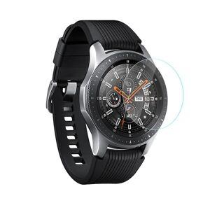 Samsung Galaxy Watch 46mm Herdet Glass - Skjermbeskytter - Gjennomsiktig