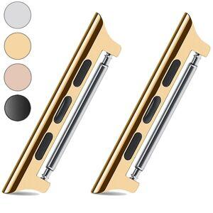 INCOVER Pins Til Apple Watch 42-44mm Rustfritt Stål - Gull