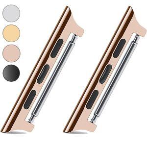 INCOVER Pins Til Apple Watch 42-44mm Rustfritt Stål - Rose Gull