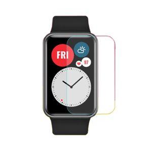 INCOVER Huawei Watch Fit Beskyttelsesfilm - Gjennomsiktig