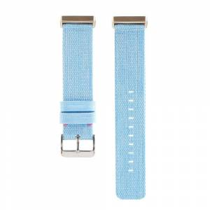 INCOVER Fitbit Versa 3 Nylonreim - Blå