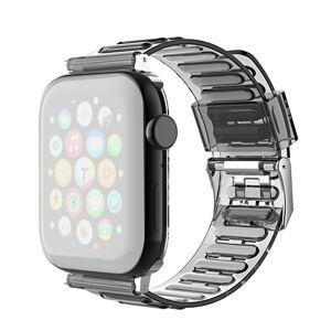 INCOVER Apple Watch (42-44mm) Fleksibel Reom - Svart
