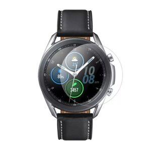 INCOVER Samsung Galaxy Watch 3 (41mm) Beskyttelsesglass - Gjennomsiktig