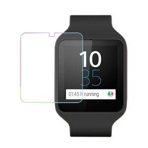 Sony Smartwatch 3 Beskyttelsesfilm - Gjennomsiktig