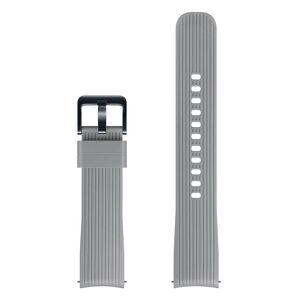 Samsung Original Samsung Watch Active Silikon Reim (Et-Ysu81mj) (20mm) - Grå