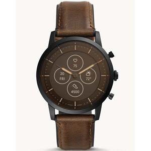 Fossil Hybrid Smartwatch HR Collider Dark Brown Leather FTW7008