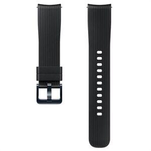 Samsung Galaxy Watch 42mm Silicone Strap ET-YSU81MBEGWW - Svart