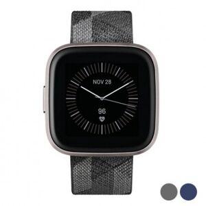 "Smartwatch Fitbit Versa 2 SE 1.4 ""AMOLED WiFi 165 mAh - Färg: Blå"