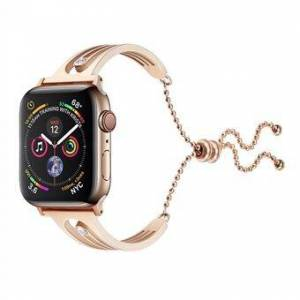 Apple Metallklockarmbandbyte för Apple Watch Series 6 / SE / 5/4 44mm / Series 3 2 1 Watch 42mm