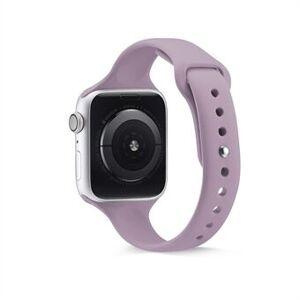 Apple Tunt smalt utbytessilikonrem för Apple Watch Series 3 2 1 38mm / Series 6 SE 5 4 40mm