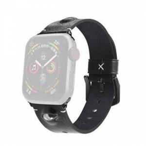 Eye Decor Äkta läderklockarmband ersättning för Apple Watch Series 6 SE 5 4 44mm / Series 3 2 1 42mm