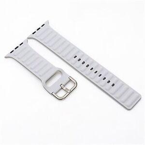 Apple Fashion silikon klockarmband för Apple Watch Series 1/2/3 38MM / Watch Series 4/5/6 / SE 40MM