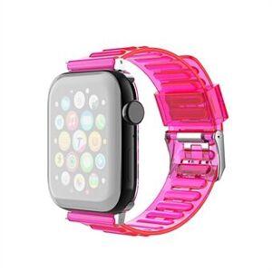 Mjukt TPU Smart Watch-ersättningsrem för Apple Watch Series 6/5/4 / SE 40mm / Series 1/2/3 38mm