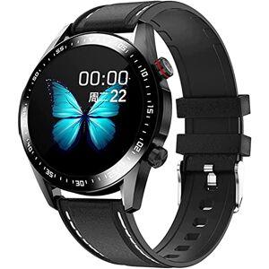 687456439 PKLG Den nya smartklockan för män bluetooth samtal smartklocka kvinnors vattentät sport fitness tracker för Android IOS-telefoner (E) (D)
