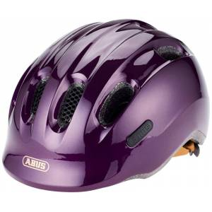 ABUS Smiley 2.0 Helmet Barn royal purple S   45-50cm 2019 Barn- og juniorhjelmer