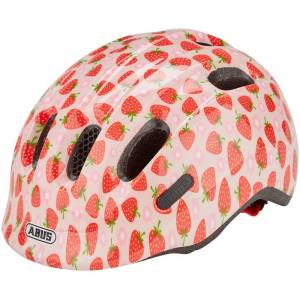 ABUS Smiley 2.1 Helmet Barn rose strawberry M   50-55cm 2019 Barn- og juniorhjelmer