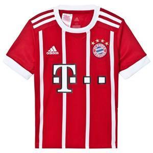 Bayern Munich FC Bayern Munich 17 Junior Home Shirt 9-10 years