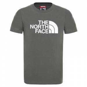The North Face Youth S/S Easy Tee Grön