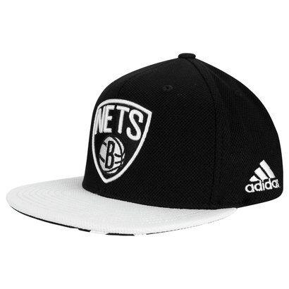 Bon Adidas Flat NBA Brooklyn Nets - Unissex