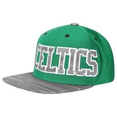 Bon Adidas NBA Flat Celtics - Unissex