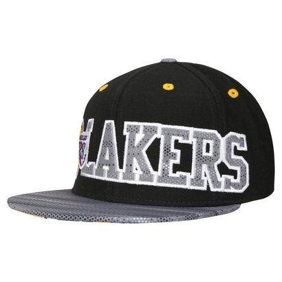 Bon Adidas NBA Flat Los Angeles Lakers - Unissex