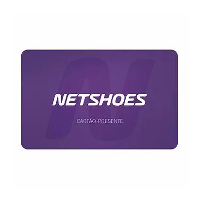 Cartão Presente Netshoes R$ 120,00 - Unissex-Azul
