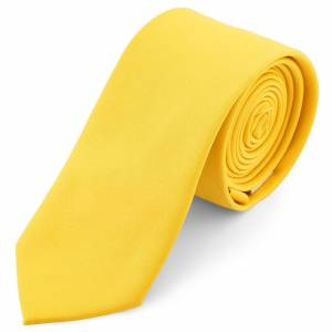 Trendhim Kanariegult 6cm Slips