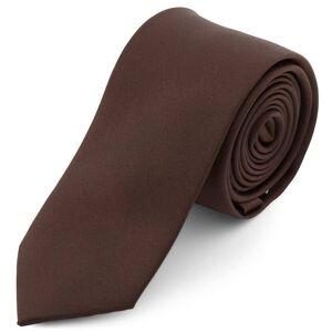 Trendhim Mørkebrunt 6cm Slips