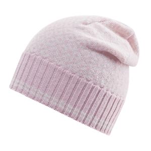 Devold Slogen Woman Beanie Pink Pink 58