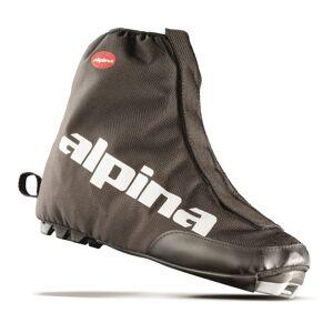 Alpina Overboot Touring Sort Sort 44