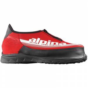 Alpina Over Shoe 2.0 Rød Rød 37