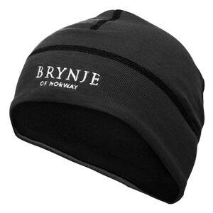 BRYNJE Arctic Light Hat Sort Sort 48