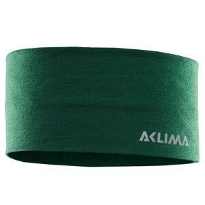 Aclima LightWool Headband Grøn Grøn L