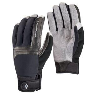 Black Diamond Arc Gloves Sort Sort S