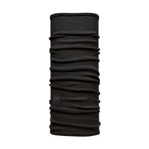 Buff Lightweight Merino Wool Tubular Junior Sort Sort OneSize