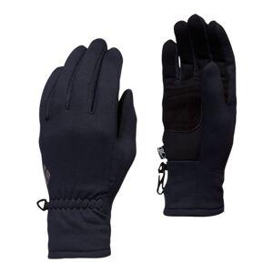 Black Diamond MidWeight ScreenTap Gloves Sort Sort L