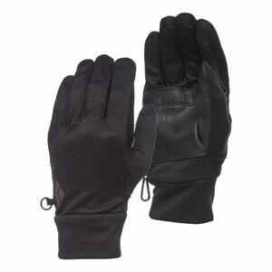 Black Diamond MidWeight WoolTech Gloves Sort Sort S
