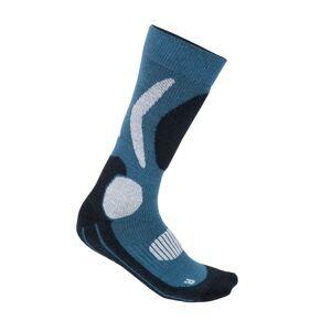 Aclima Cross-Country Socks Blå Blå 36-39