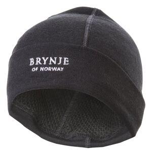 BRYNJE Arctic Hat Sort Sort L