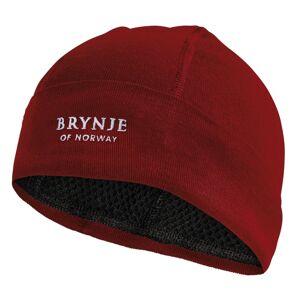 BRYNJE Arctic Hat Rød Rød S