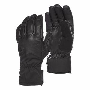 Black Diamond Tour Gloves Sort Sort M
