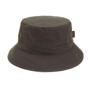 Barbour Wax Sports Hat Grøn Grøn S