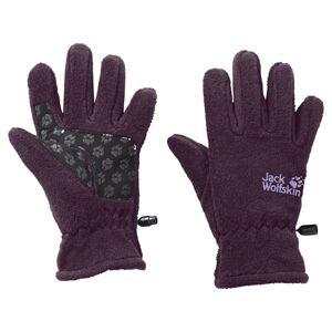 Jack Wolfskin Fleece Glove Kids Lilla Lilla 152