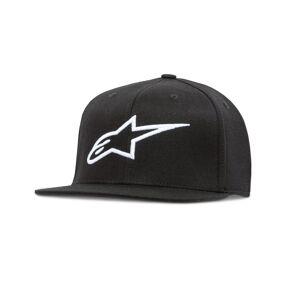 Alpinestars Ageless Flat Hat Sort Sort S/M