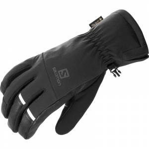 Salomon Gloves Propeller Gore-Tex Unisex Sort Sort M