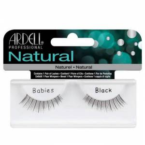 Ardell Invisibands Babies Lashes - Black