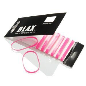 Blax Snag-Free Hair Elastics 4 mm 8pcs – Pink