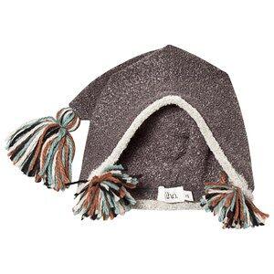 bho Rizo Knit Inca Hat Grey Beanies