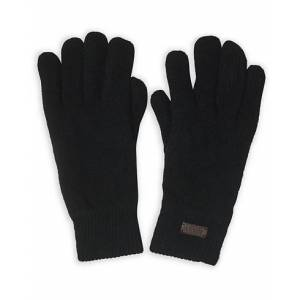 Barbour Carlton Wool Gloves Black